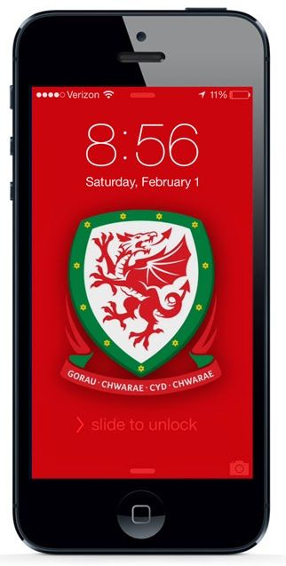 Free iPhone Wallpaper Download #soccer #wales