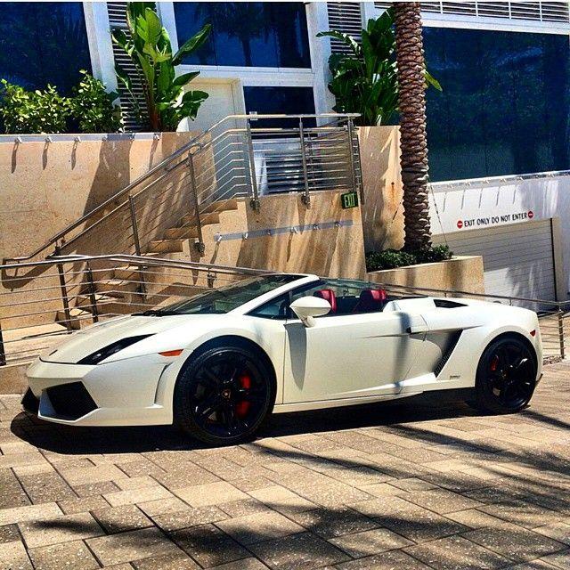 Lamborghini Rental, South Beach Miami And South Beach On