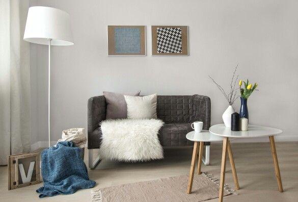 living room by dekorialove, foto dekorialove, salon, aranżacja