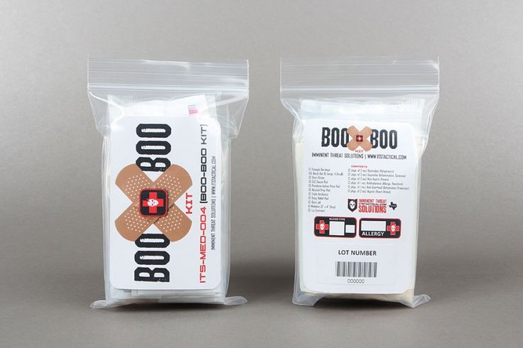 ITS Boo Boo Small First Aid Kit | ITS Tactical Store