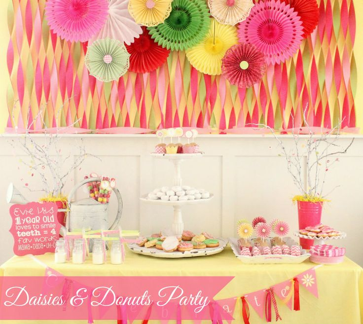 donut birthday parties donut party birthday party ideas first birthday