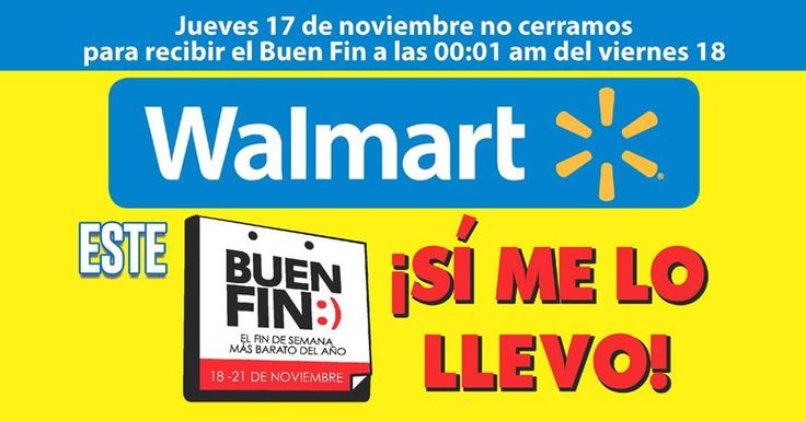Ofertas de Walmart, Sears, Costco, y más en el Buen Fin 2016 - https://webadictos.com/2016/11/17/ofertas-walmart-sears-buen-fin-2016/?utm_source=PN&utm_medium=Pinterest&utm_campaign=PN%2Bposts