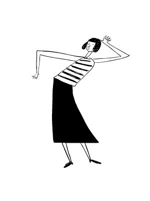 Lilli Carré | MOVING DRAWINGS - This is great, really funny and simple.