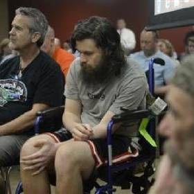 photo - Five PTSD patients filed suit Thursday in Denver District Court. (Denver Post file)