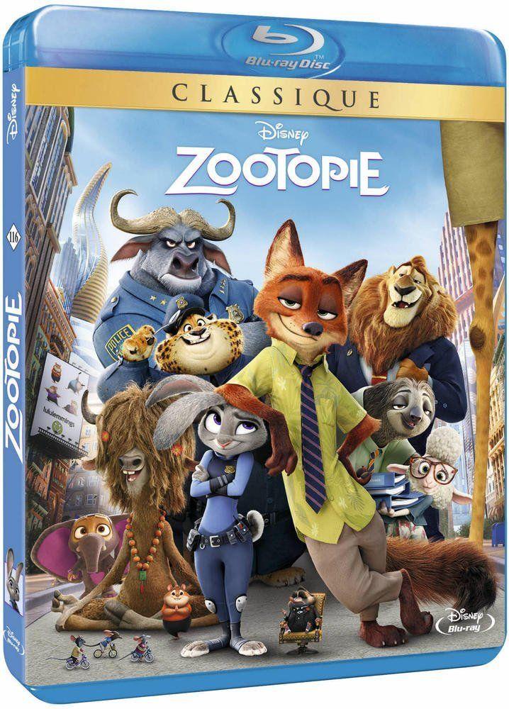 Zootopia est une ville qui ne ressemble à aucune autre : seuls les animaux y habitent ! Dans cette incroyable métropole, chaque espèce animale cohabite avec les autres. Qu''on soit un immense…