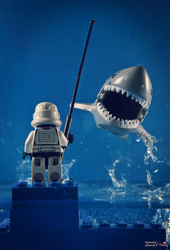 275 best ideas about lego on pinterest lego for girls for Star wars fish