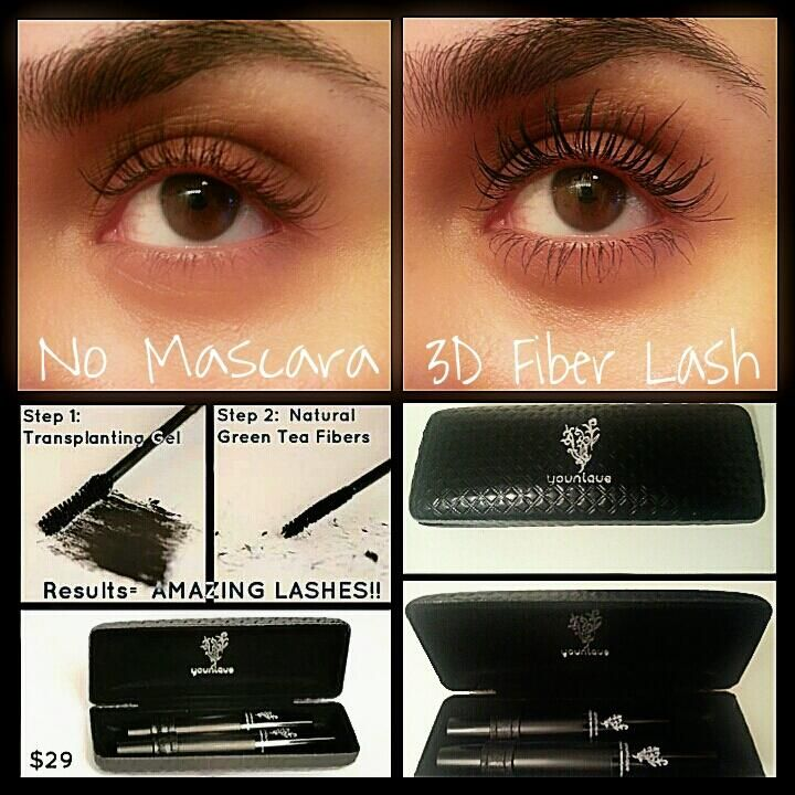 3d Fiber Lashes Dramatically Enhances And Magnifies The Appearance