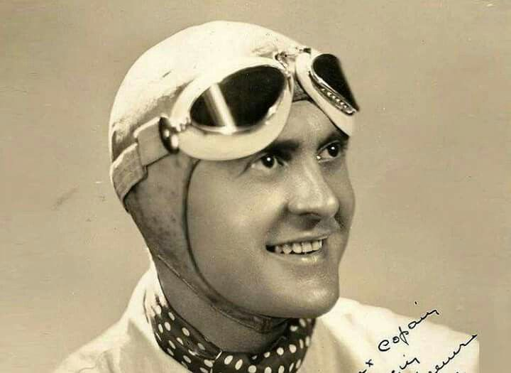 Louis Alexandre Chiron (1899-1979) Monégasque racing driver who competed in rallies, sports car races, and Grands Prix; the oldest driver ever to have raced in Formula One, taking 6th place in the 1955 Monaco Grand Prix at age 55