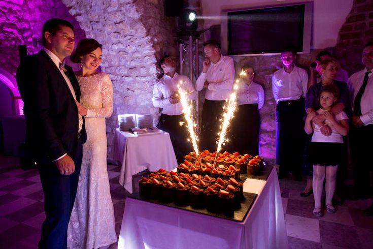 Niesamowicie elegancki ślub Ady i Krzysia - fotografia: Joanna Nowak - Photo Shine