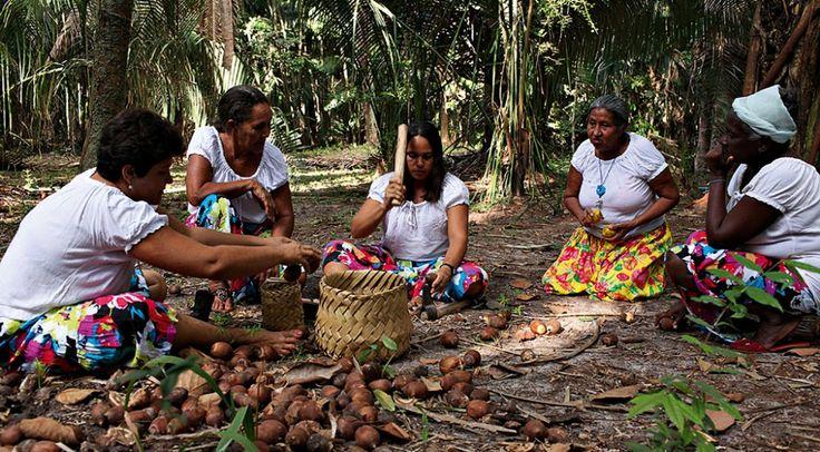 Ofícios executados por mulheres enriquecem cozinha nacional