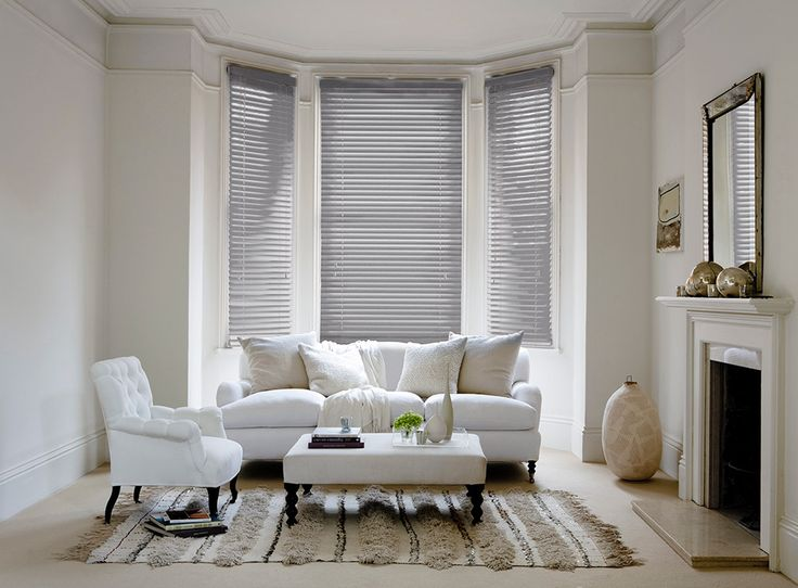 Est Blinds Uk Ltd Premium Ash Grey Wood Venetians With Cords