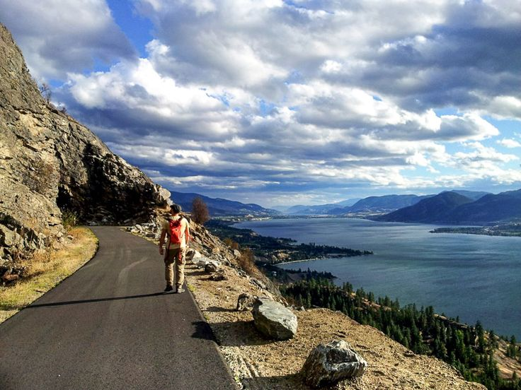 5 Awesome Hikes With a View Near Penticton