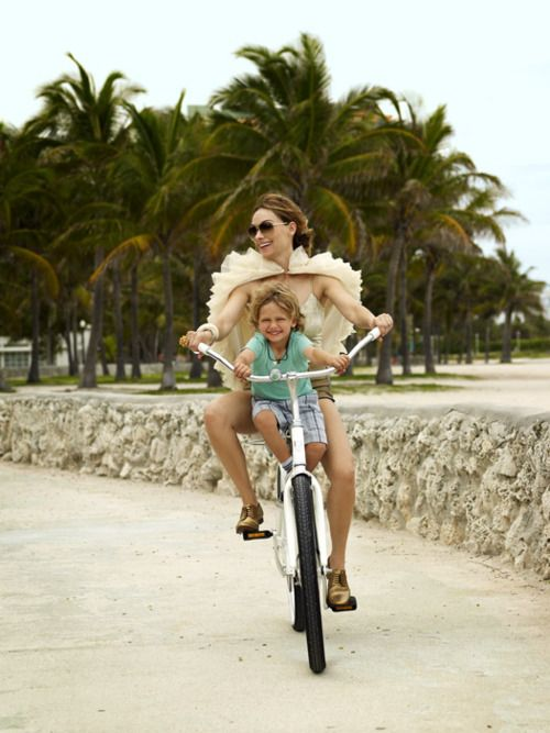 Bicycles, Life, Mothers Day, Bikes, Mothers Sons, Happy, Families Photos, Perfect Moments, Kelly Wearstler