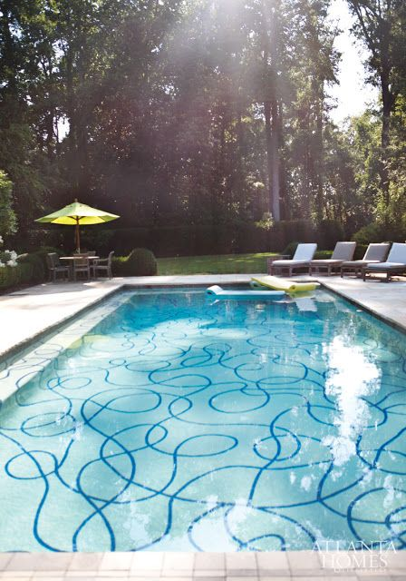 Give your pool a mural makeover! – Your Projects@OBN