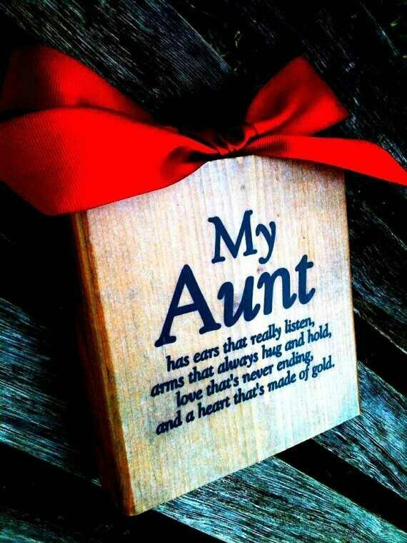 25+ best Quotes For Aunts on Pinterest   Aunt and nephew quotes ...