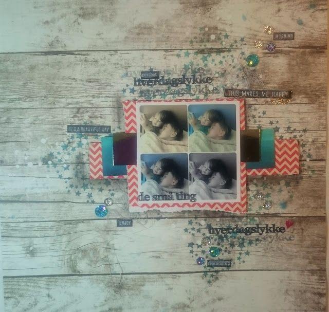 linolas blogg: Hverdagslykke