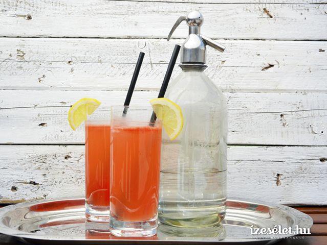 Görögdinnyés limonádé - Receptek | Ízes Élet - Gasztronómia a mindennapokra