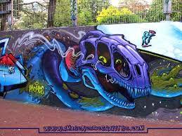 Resultado de imagen para graffitis callejeros