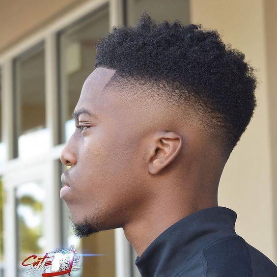 Cabelo Masculino Afro Degradê  2018