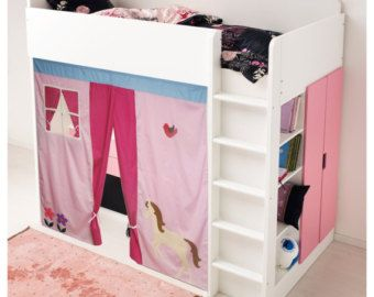 Tenda Per Letto A Castello Ikea : Ferrari bed tent loft bed curtain bedroom ideas bed bunk