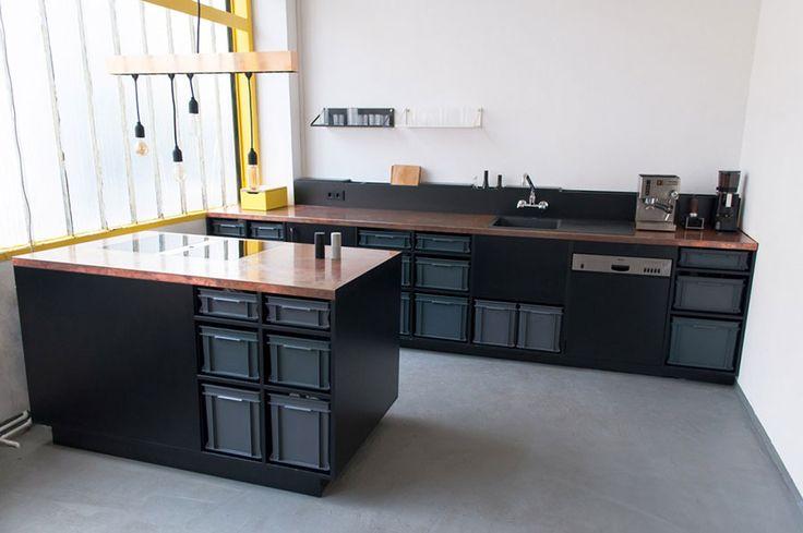 45KILO Studio Kitchen