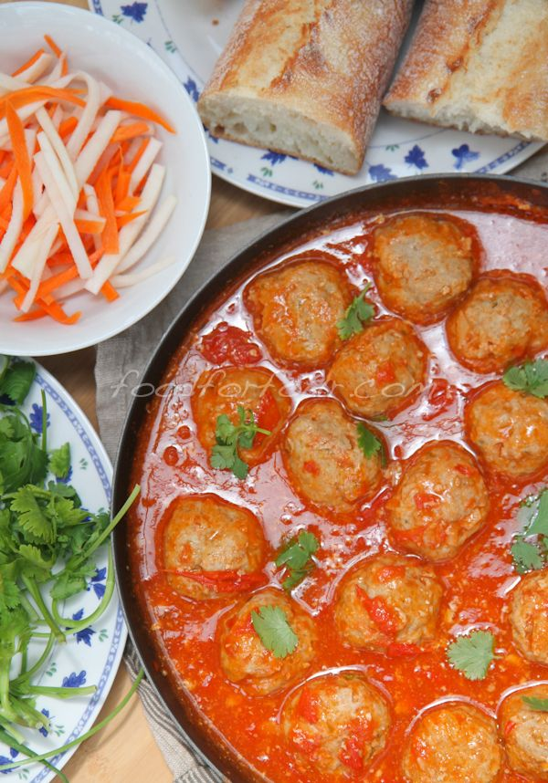 Vietnamese meat balls  - xui mai
