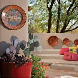 311 best MEXICAN DECOR images on Pinterest | Haciendas ...