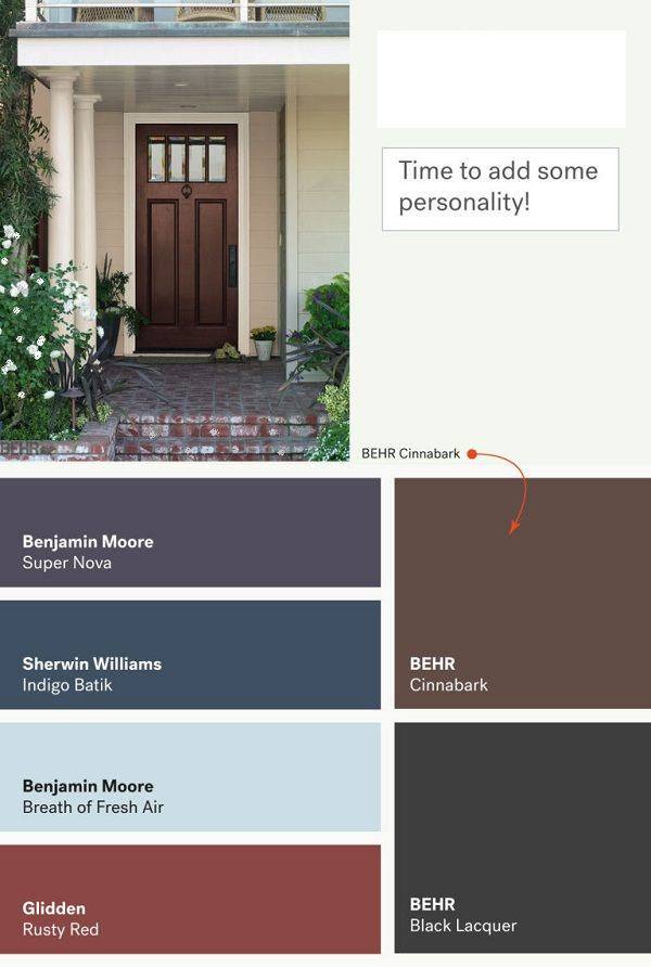 Best Exterior Colors for Accents