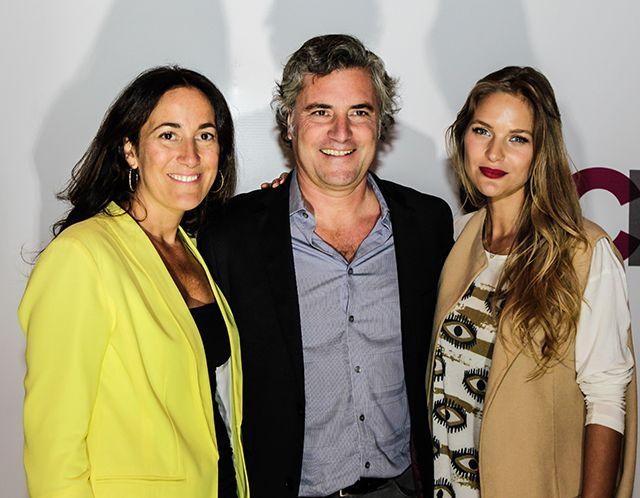 Martita Guzmán, Roberto Guzmán y Mayte Rodríguez!