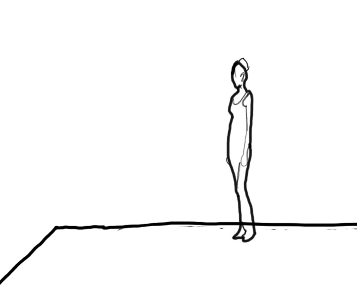 Animated Storyboard - Dancer