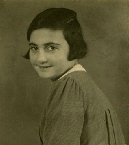 Margot Frank, 1937.