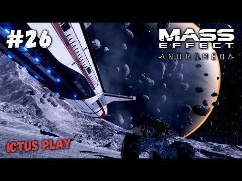 Прохождение Mass Effect Andromeda ► Новая планета H-047, активируем хранилище #26 PC, Ultra Settings - YouTube