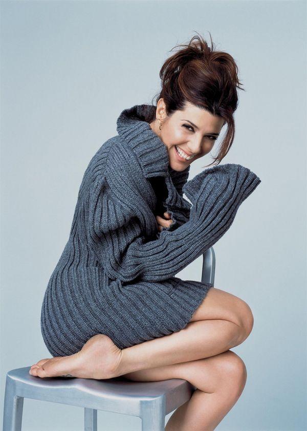 Marisa Tomei- I feel like George Costanza putting her on the list, but I gotta.