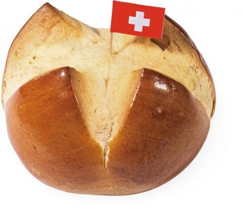 1. August-Weggen #Brot #Weggli | Migros-Klassiker ...
