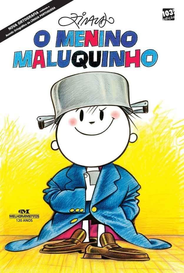 ZIRALDO - O Menino Maluquinho