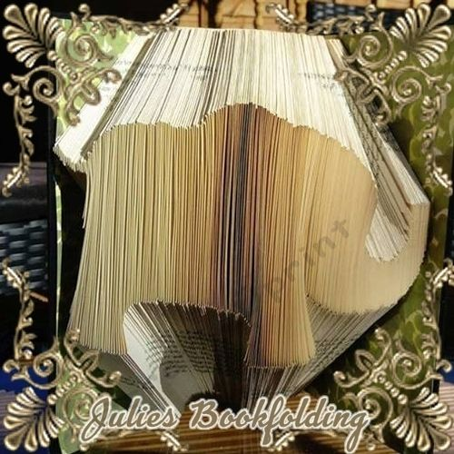 Childrens elephant book folding pattern by Julie Hill Childrens elephant book folding patternMMF459 pages20cm