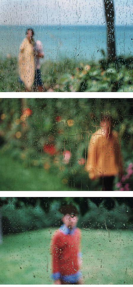 MATTHEW TISCHLER, SCREEN SERIES 2007: photographs.