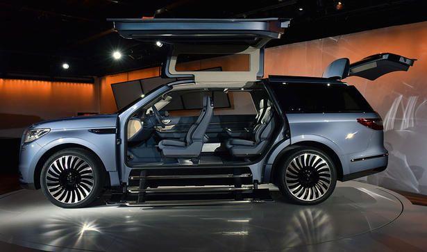 Lincoln Navigator Concept Revealed