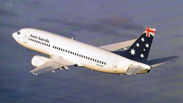 Ansett Australia Boeing 737-300 (VH-CZP)