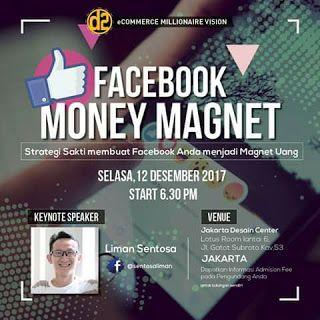 Facebook Money Magnet Seminar: Facebook Money Magnet Seminar