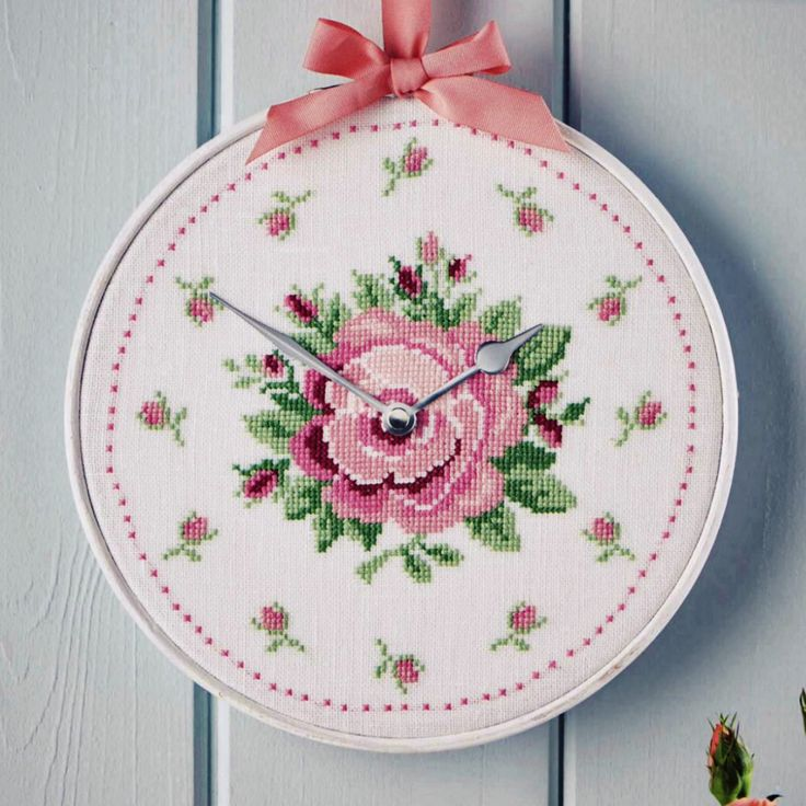 Time to Bloom - Available in CrossStitcher Magazine issue 294