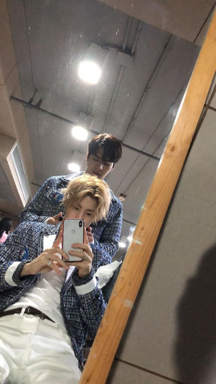 Mark and Jackson♡