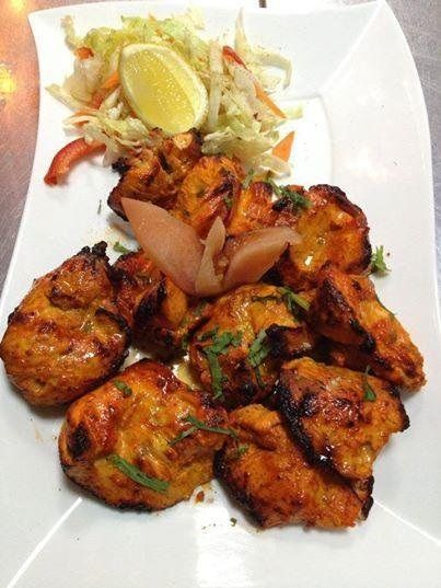 Specially for non vegetarian friends.....!  #Chicken #Tikka @ http://www.mrindia.pl/reservation.html