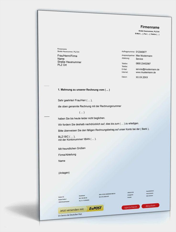 25 Erstaunlich Vorlage Mahnung Lohnzahlung Modelle In 2020 Rechnung Vorlage Vorlagen E Mail Vorlage