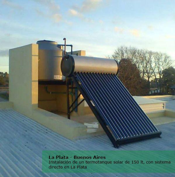 Equipos de energía solar para casas particulares: