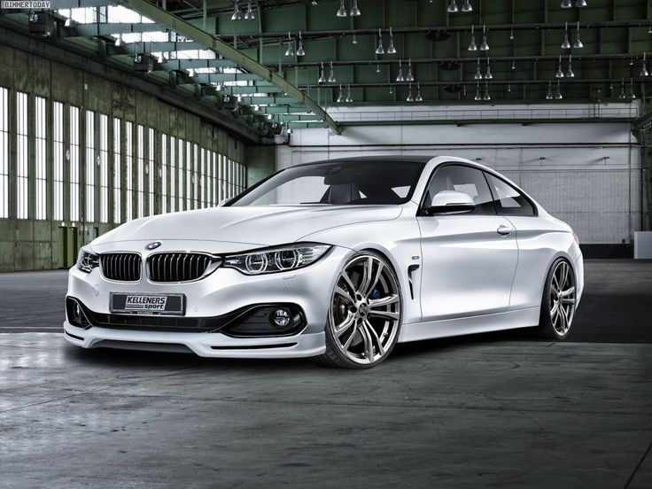 Kelleners tuning program for BMW 4 Series Coupe looks amazing Photo