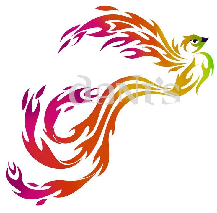 Tribal Scorpion By White Tigress 12158 On Deviantart: Phoenix Tattoo By White-tigress-12158 On