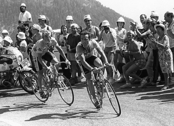 Interview with Greg LeMond, first American Tour de France winner (1986). Very interesting discussion - including on ADHD and also doping in cycling.