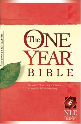 The One Year Bible NLT (One Year Bible: New Living Translation-2) - http://www.darrenblogs.com/2016/12/the-one-year-bible-nlt-one-year-bible-new-living-translation-2/