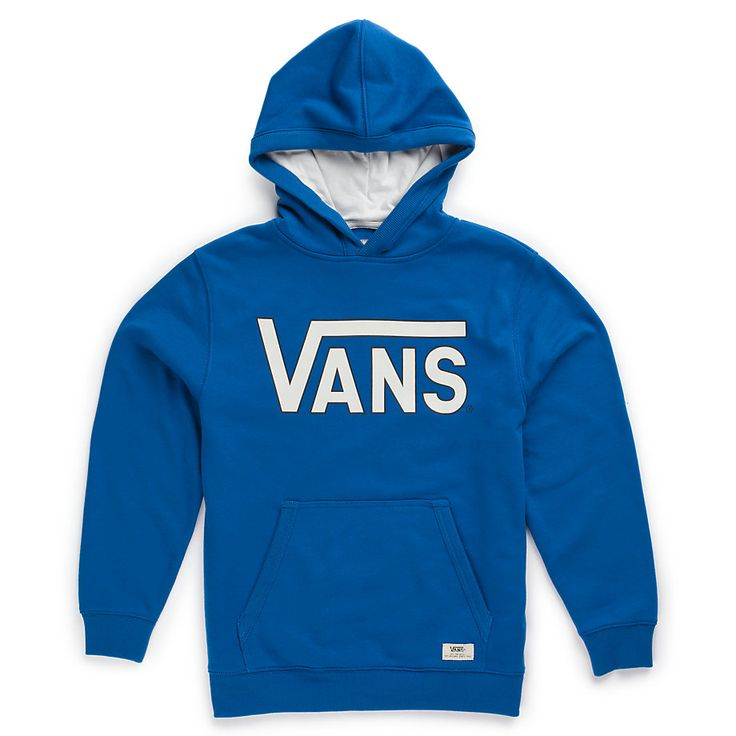 Boys Vans Classics Pullover Hoodie [K60E2H] - $39.99 : Vans Shop, Vans Shop in California